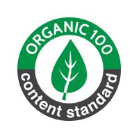 certificado OCS organic 100 content standard
