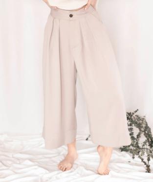 pantalones de tencel hechos en España