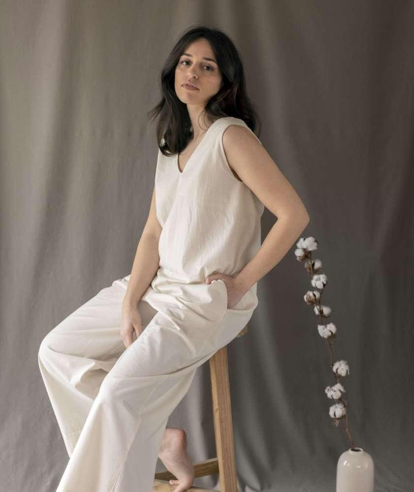 mono 100% algodón hecho en Barcelona
