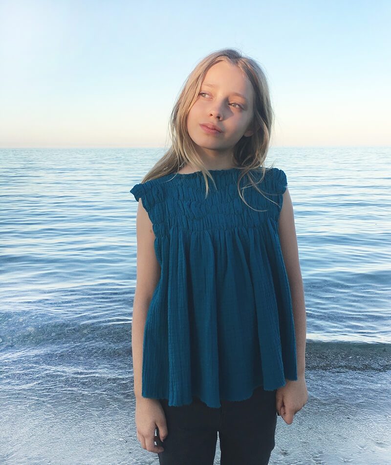 ropa infantil ecológica hecha en mallorca